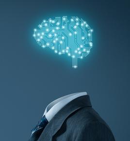 Intelligenza artificiale logo